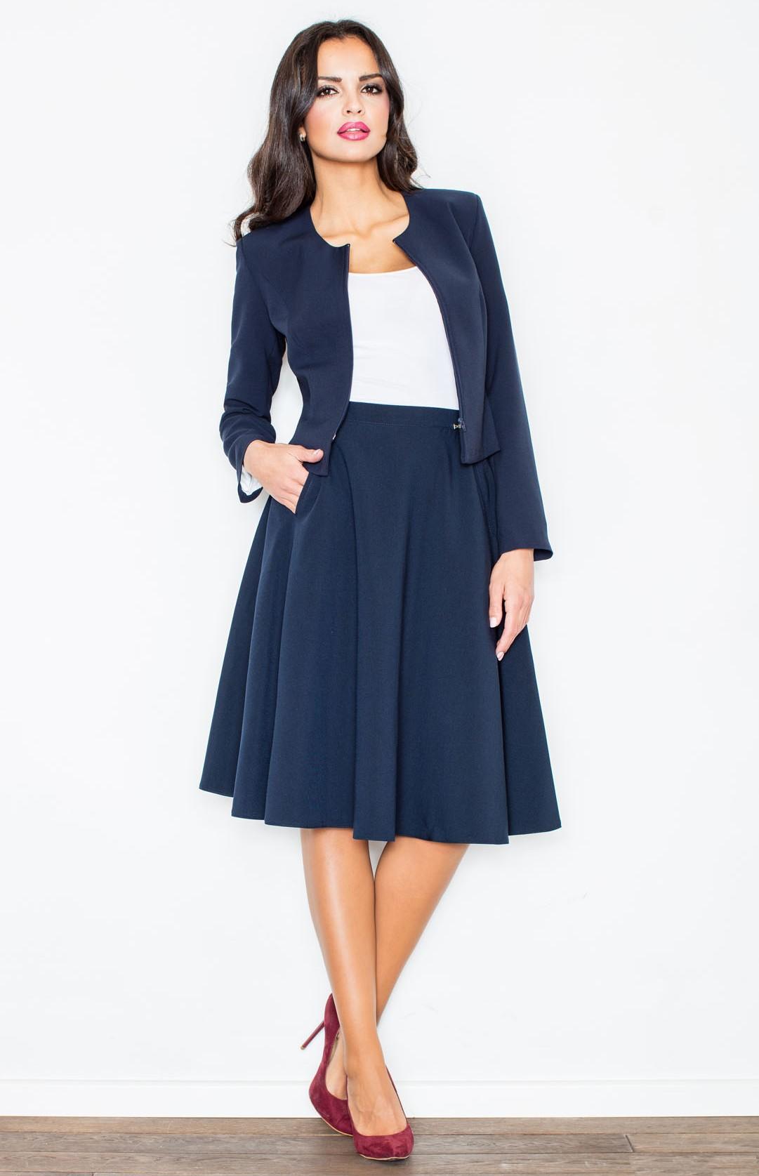 Veste de tailleur femme chic