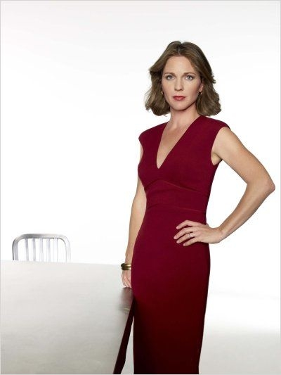 Kelli Williams alias Dr Gillian Foster Dans Lie to me