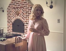 Silhouette set worn by Patricia Clarkson
